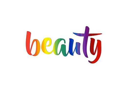 Rainbow Beauty by Menega Sabidussi