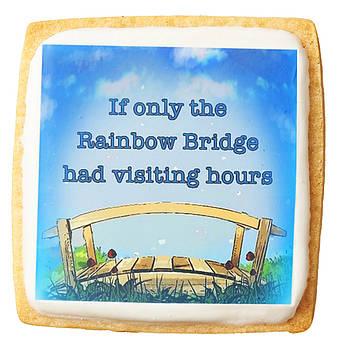 Kathy Kelly - Rainbow Bridge Cookie