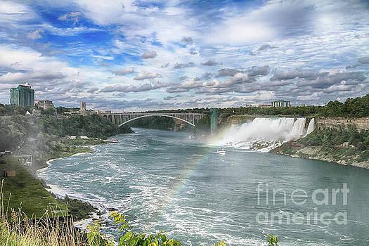 Teresa Zieba - Rainbow Bridge