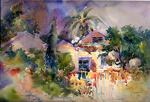 Rainbow Canyon Cottage by John Byram