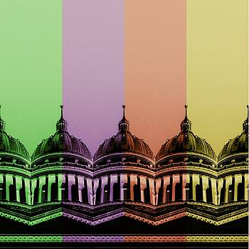 Rainbow Capitol by Noah Browning
