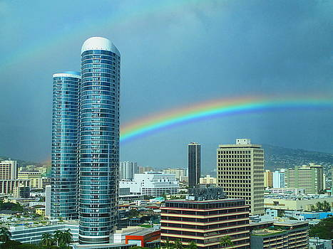 City of Rainbows by Elaine Haakenson