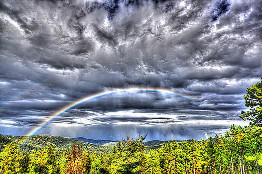 Matt Swinden - Rainbow clouds