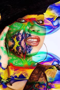 Clayton Bruster - Rainbow Diva