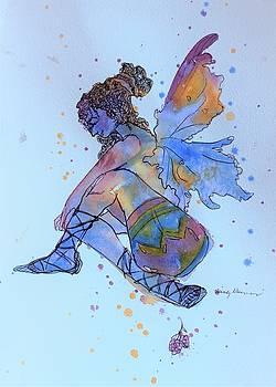 Rainbow Fairy by Mindy Newman