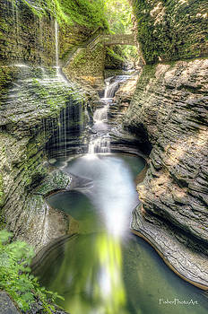 Rainbow Falls by Brian Fisher