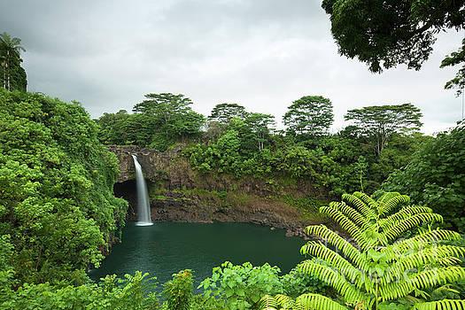 Charmian Vistaunet - Rainbow Falls - Hawaii Island