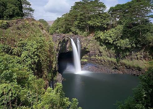 Susan Rissi Tregoning - Rainbow Falls - Hawaii Island