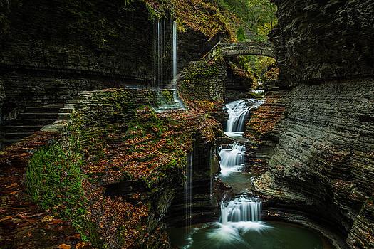 Rick Strobaugh - Rainbow Falls
