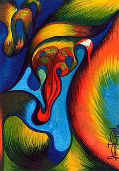 Rainbow by Fanny Diaz