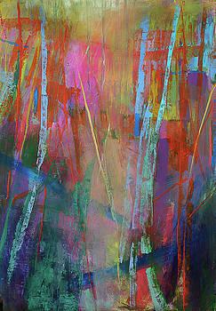 Rainbow Forest by Cheryl Lynn Johnson
