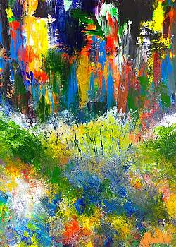 Rainbow Forest by Ed Berlyn