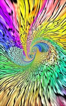 Rainbow Games by Halina Nechyporuk