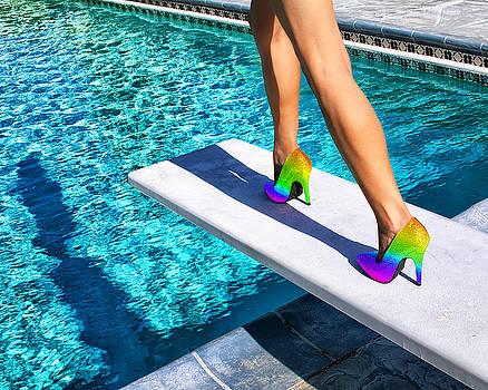 William Dey - RAINBOW HEELS Palm Springs