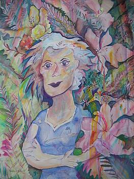 Rainbow Jungle by Marlene Robbins