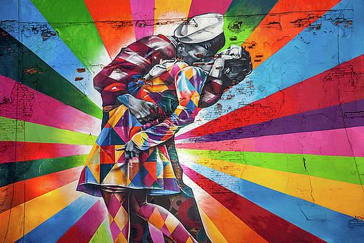 Rainbow Kiss by Az Jackson