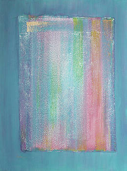 Rainbow Shower of LIght by Asha Carolyn Young