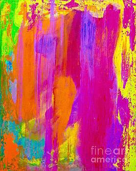 Rainbow Love by Catalina Walker