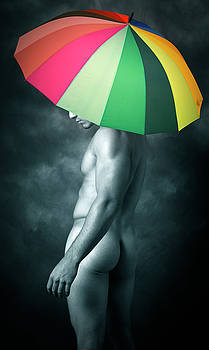 Rainbow Mike  by Mark Ashkenazi