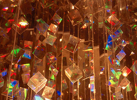 Rainbow Prisms by Jennifer Ferrier