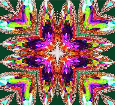 Rainbow quartz 1 by Jesus Nicolas Castanon