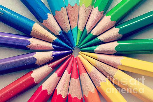 Rainbow by Remioni Art