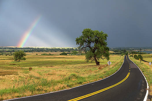Rainbow Road by James BO Insogna