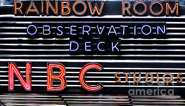 Rainbow Room HDR by Scott Evers