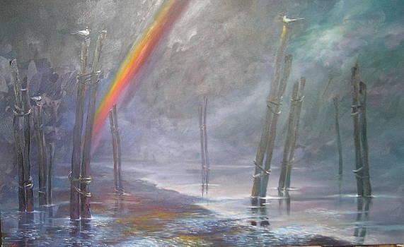 Rainbow by Sergey Zinovjev