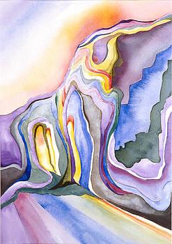 Rainbow Serpent  by Collin Murphy