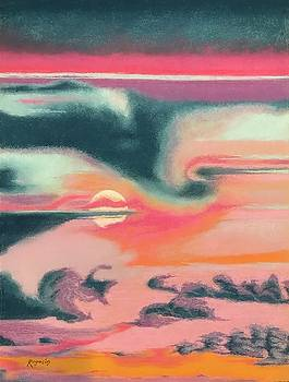 Rainbow Sky by Harvey Rogosin