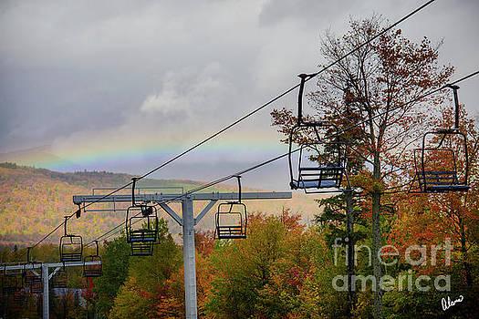 Rainbow Sugarloaf USA by Alana Ranney