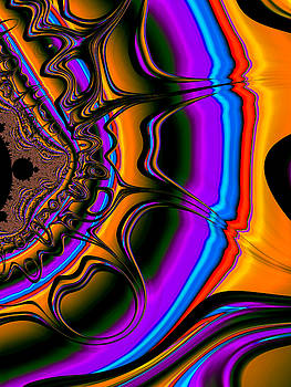 Ronda Broatch - Rainbow Sunflower
