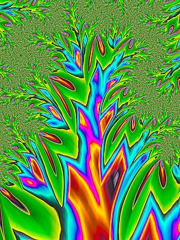 Ronda Broatch - Rainbow Tree