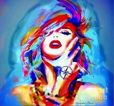 Color Portrait by Alejandra Flores
