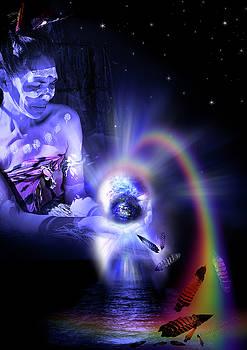 Rainbow Woman by Wendy Slee