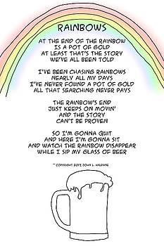 John Haldane - Rainbows