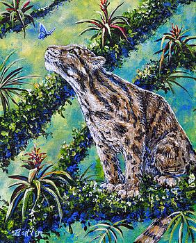 Rainforest Encounter by Gail Butler