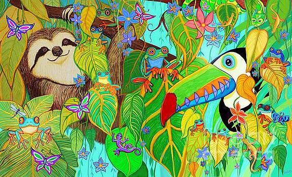 Rainforest Friends by Nick Gustafson