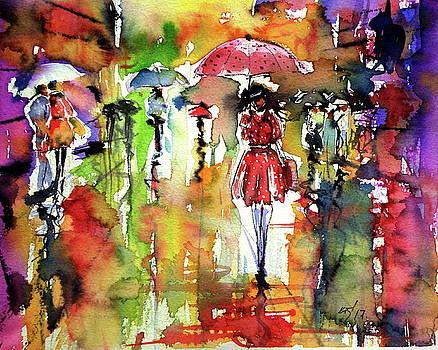 Raining... raining... by Kovacs Anna Brigitta