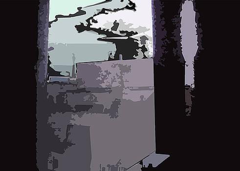 Raining by Simone Pompei