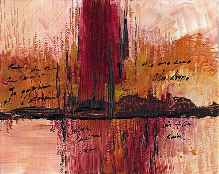 Rains Down Hell by Mary Elizabeth Thompson