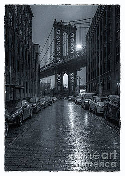 Rainy Day in Brooklyn by Marco Crupi