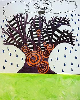 Rainy Day by Jack Guckert