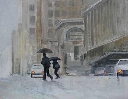 Rainy Day by Maralyn Miller
