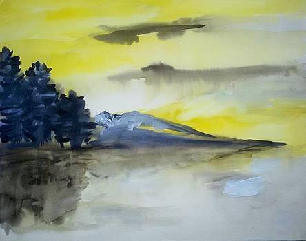 Rainy day Part Two by Madina Kanunova
