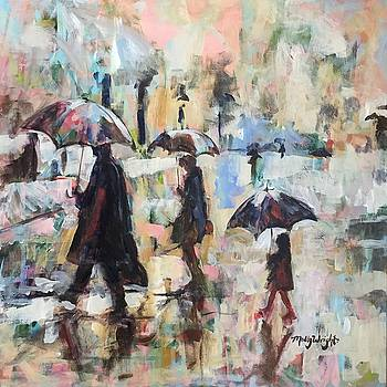 Rainy Day People by Molly Wright