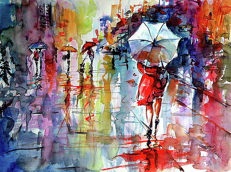 Rainy day- perfect girft idea by Kovacs Anna Brigitta