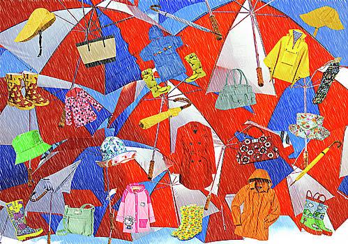 Rainy Days by Jim Wallace