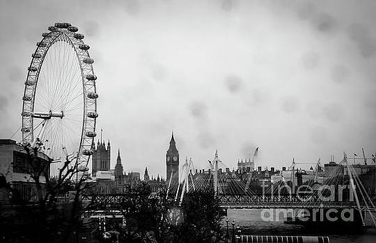 Rainy London by Marina McLain
